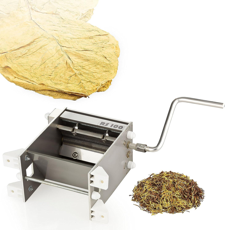 Acier Inoxydable Machines pour Couper le Tabac 0,8mm Fine Tranches Tabac Brut