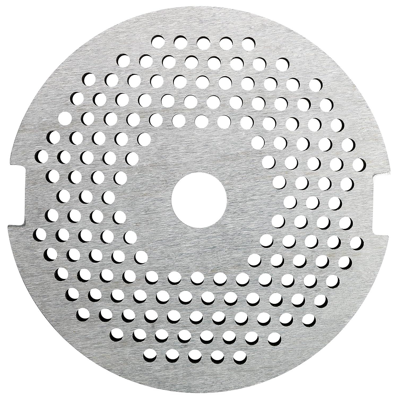 Ankarsrum Original Aluminum Grinder Hole Disc, 2.5 Millimeter