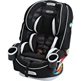 Graco 4Ever 4-in-1 Car Seat, Rockweave, Convertible from Infant to Toddler (1.8-18 kg), Washable Seat Cover