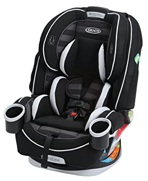 Graco Children 4Ever All In One Convertible Car Seat Rockweave