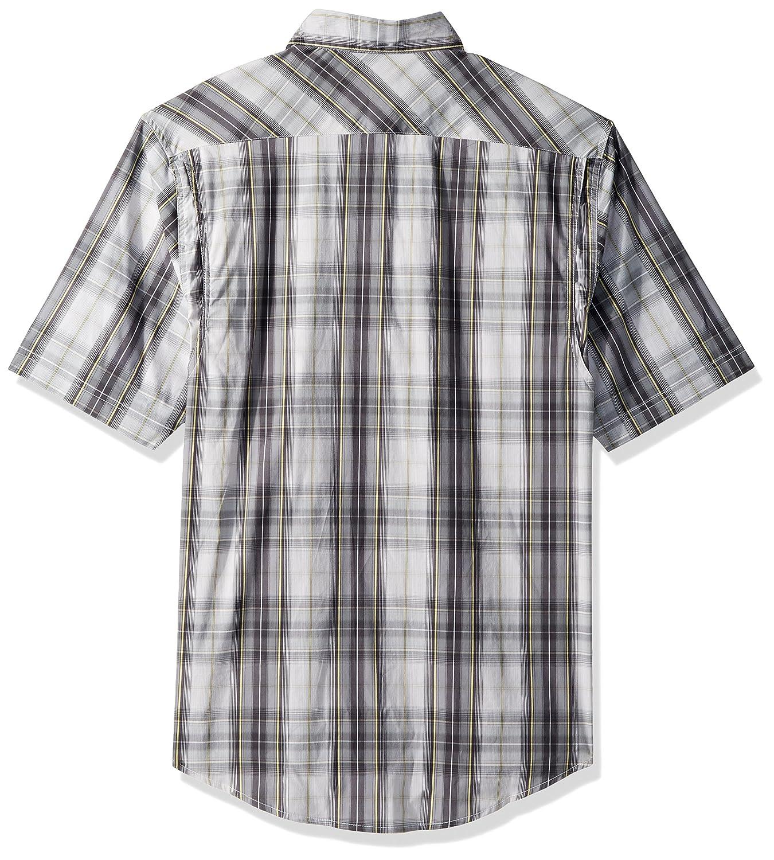 Wolverine Mens Angler Performance Stretch Short Sleeve Shirt W1205180