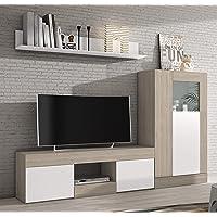 Miroytengo Lote Muebles Comedor Karla 3 módulos mobiliario
