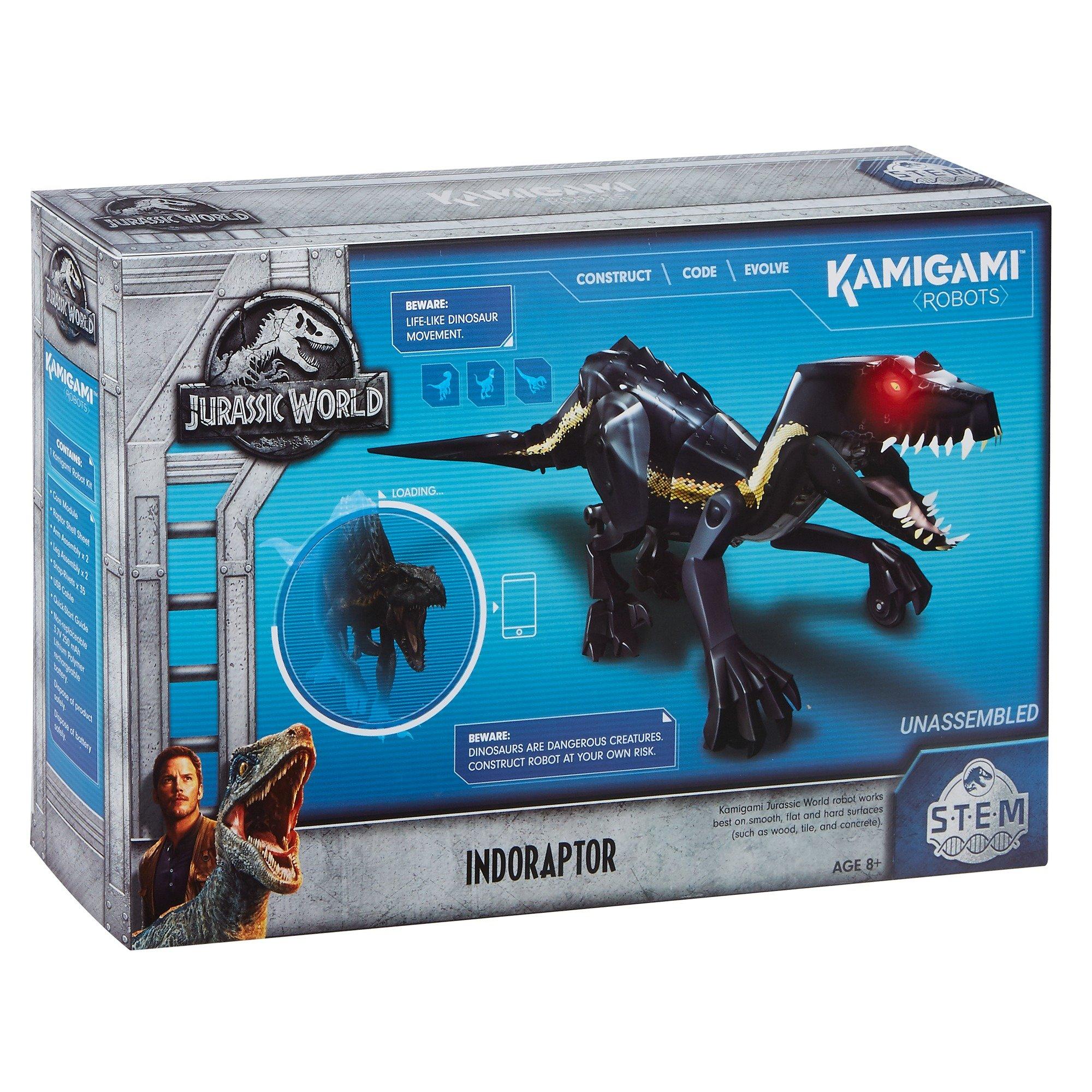 Kamigami Jurassic World Indoraptor Robot by Jurassic World Toys (Image #6)