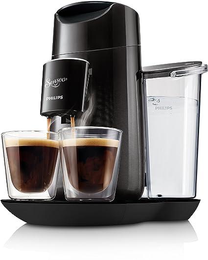 Senseo Twist HD7871/61 - Cafetera (Independiente, Máquina de café en cápsulas,