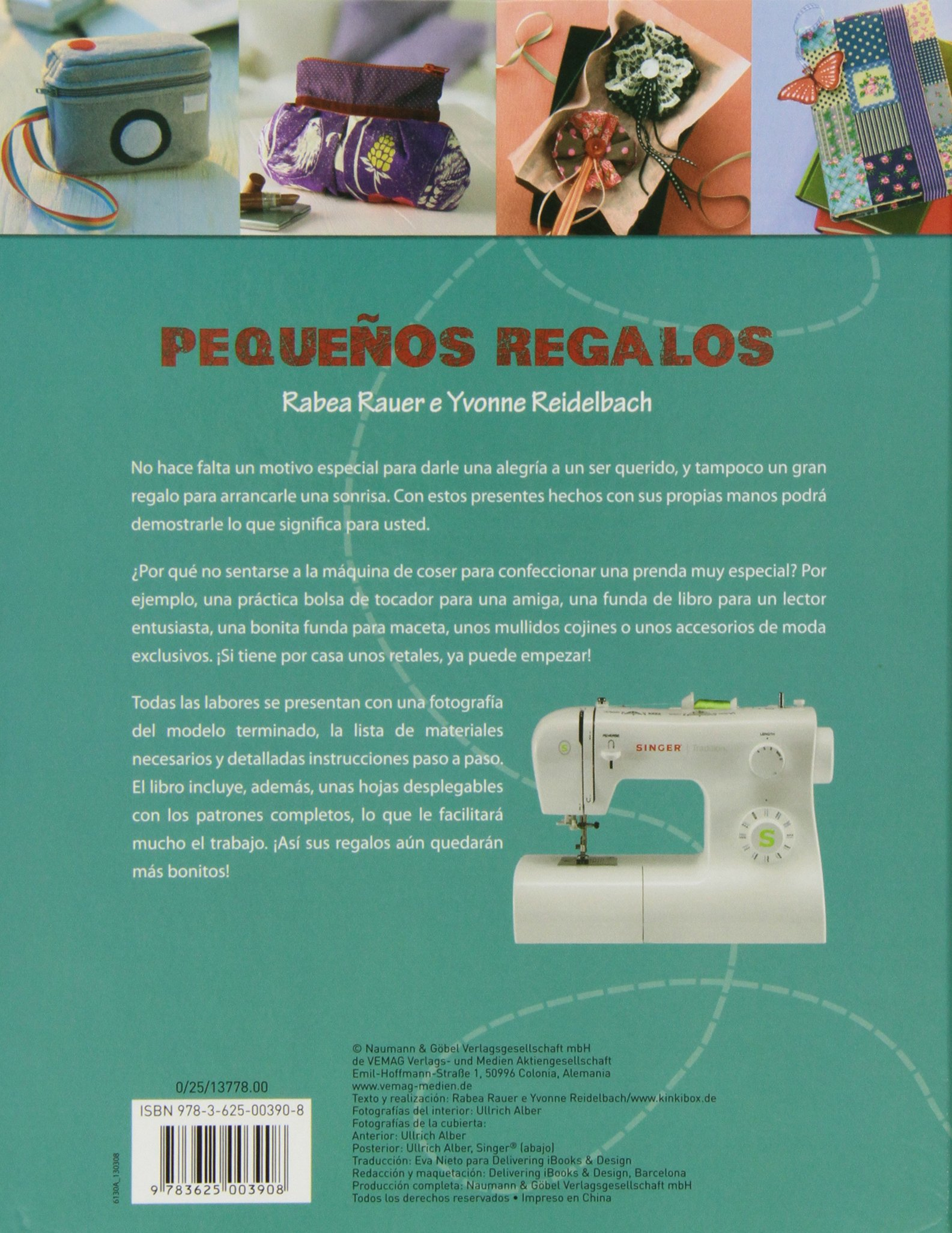 PEQUE¥OS REGALOS: RAUER: 9783625003908: Amazon.com: Books