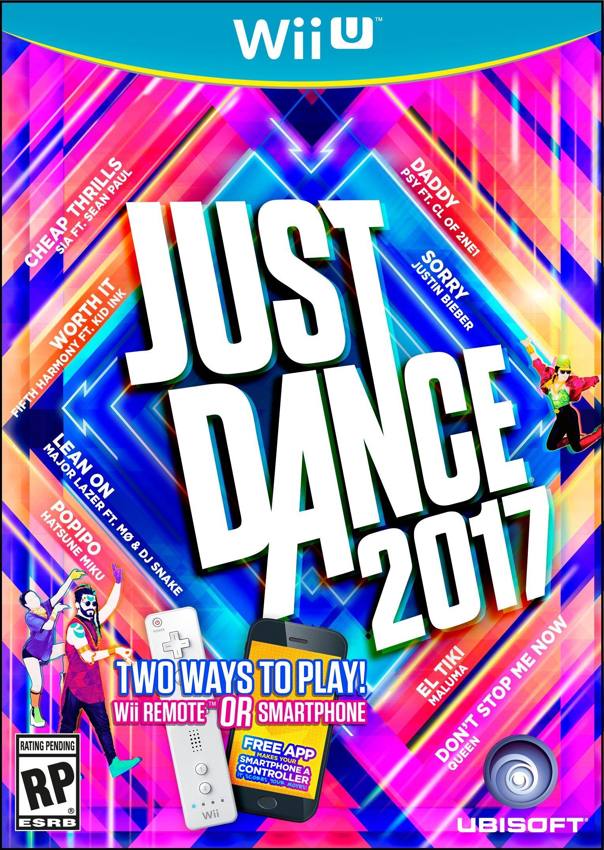 Amazon com: Just Dance 2017 - Wii U [Digital Code]: Video Games