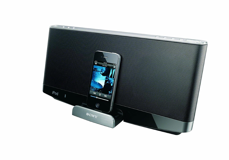 Amazon.com: Sony X280 Wireless Speaker Docking Station with ...