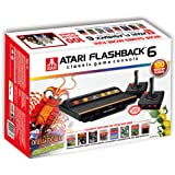 Atari Flashback 6 Classic Game System with 100 Games