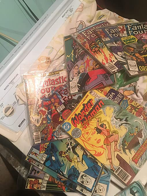 HUGE COMIC BOOK LOT Buy 5 for $7 10 for $10 Marvel-DC-Image-Dark Horse-etc