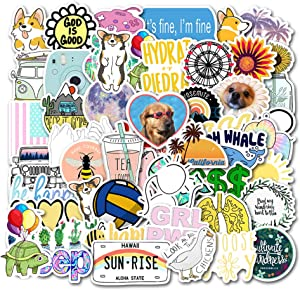 The Office Stickers - Pack of 50 Funny Stickers - Waterproof Vinyl Sticker for Laptops, Computers, Phone Case, Hydro Flask, Water Bottle Stickers, Suitable for Kids, Teen Girls, Teens, Women (2)