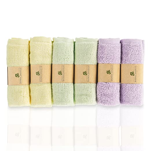 Review Best Bamboo Baby Washcloths
