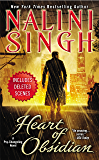 Heart of Obsidian: A Psy-Changeling Novel (Psy/Changeling Series Book 12) (English Edition)