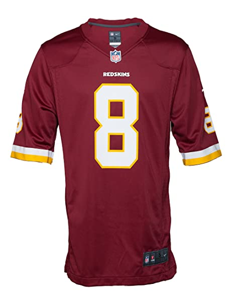 985c57dfdd497 Nike NFL Men's Washington Redskins Kirk Cousins Jersey - Maroun - Small