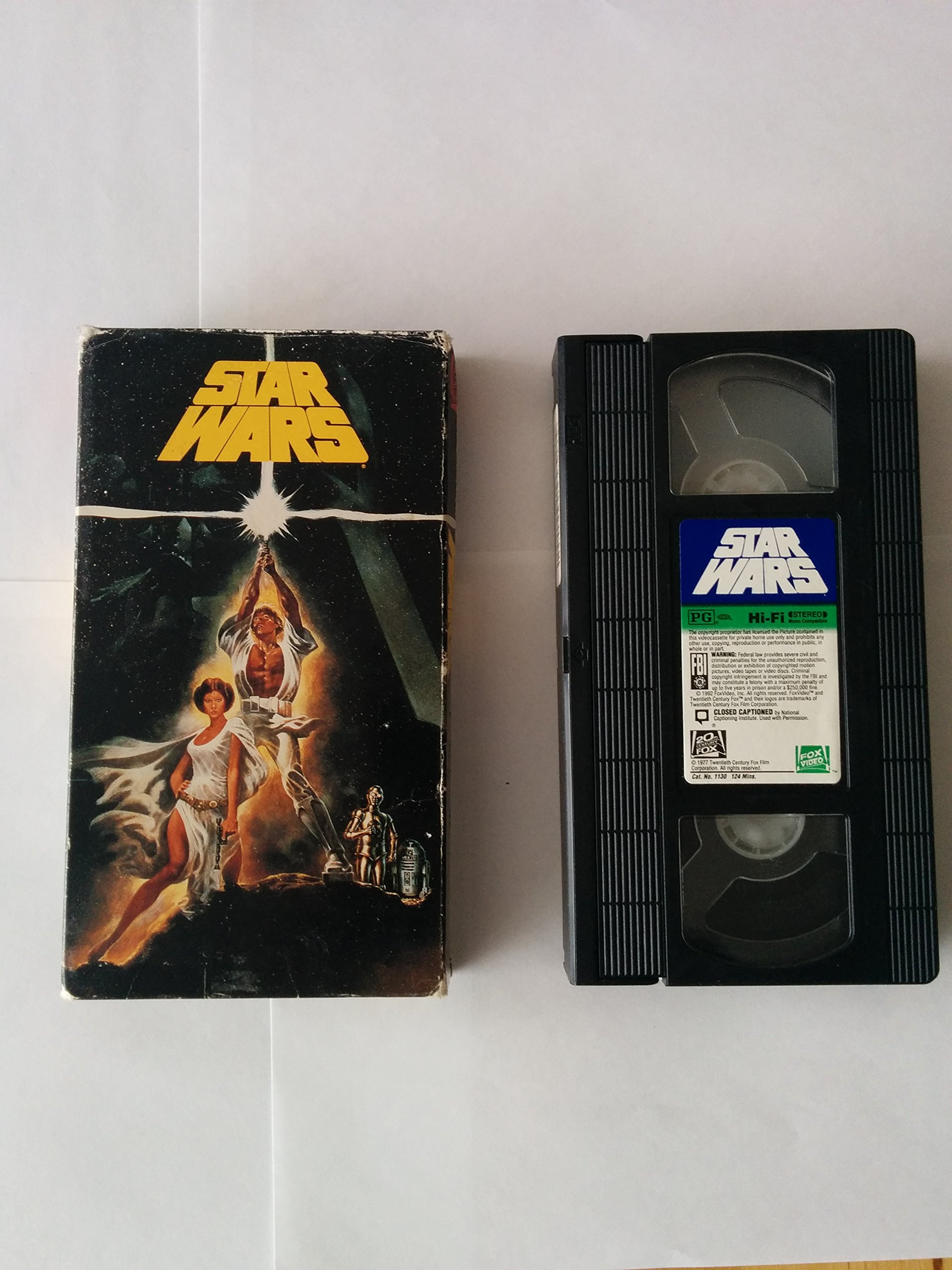 Star Wars Vhs Buy Online In Brunei Mark Hamillharrison Fordgeorge Lucas Products In Brunei See Prices Reviews And Free Delivery Over Bnd100 Desertcart