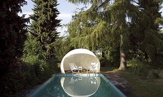 Garden-Igloo - Funda de protección solar para pabellón, invernadero, iglú para jardín Four Seasons, color blanco: Amazon.es: Juguetes y juegos