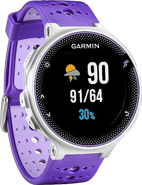 Garmin Forerunner 230 - Pack con reloj de carrera y pulsometro ...