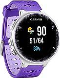 Garmin Forerunner 230 Sportwatch GPS da Corsa e Fascia Cardio, Viola/Bianco