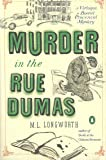 Murder in the Rue Dumas (Verlaque and Bonnet Provencal Mysteries) (A Provençal Mystery)