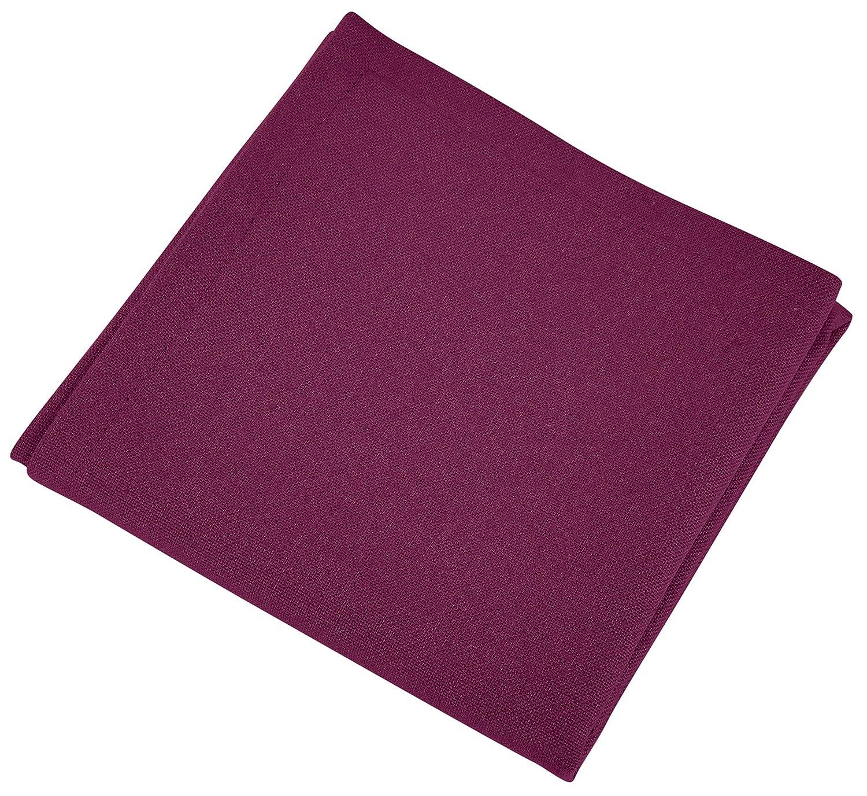 Cotone /Set di 12/tovaglioli di cotone Vento del sud 12styucad/ 45 x 45 cm ecru