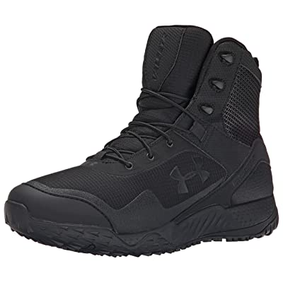 Under Armour Men's Valsetz RTS Side Zip Military and Tactical Boot: Shoes