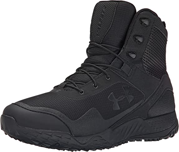 under armour men's valsetz rts side zip military and tactical boots