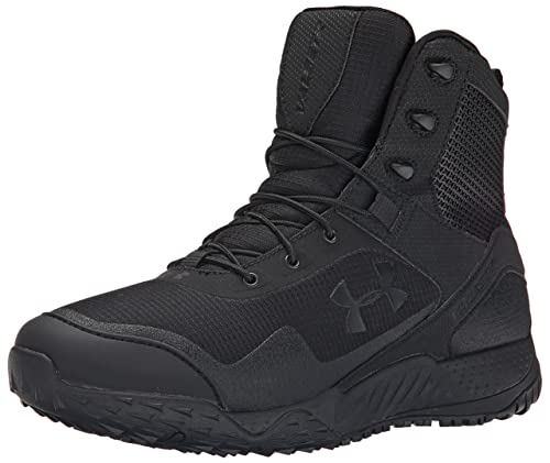 Under Armour Men s Valsetz RTS Lateral con Cremallera, Negro (Negro/Negro