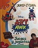 Art Attack. Juega y crea: Un montón de manualidades para