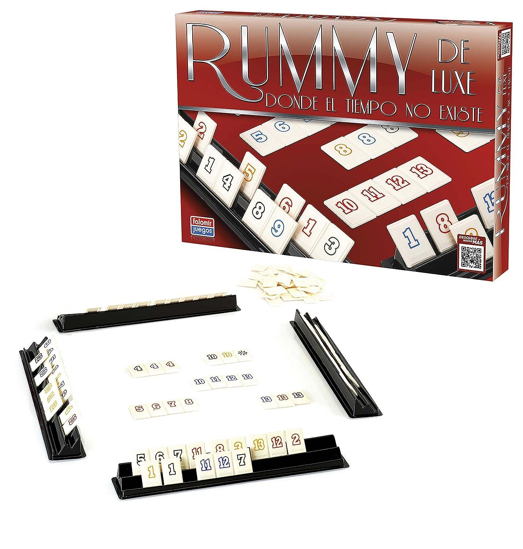 Falomir 646396 Juego Rummy De Luxe 32 20008 Digital Lifestyle