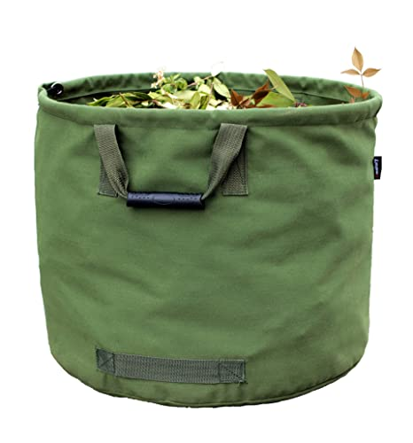 1c01eea3a5d4 Amazon.com   Amatory Garden Lawn Leaf Yard Waste Bag Container Tote ...