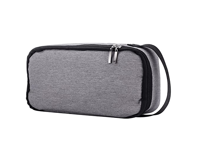 b5a8a80ea9e3 ... Holly LifePro Waterproof Universal Electronics Accessories Carry On Organizer  Bag Pouch- Cable USB Drive Shuttle ...