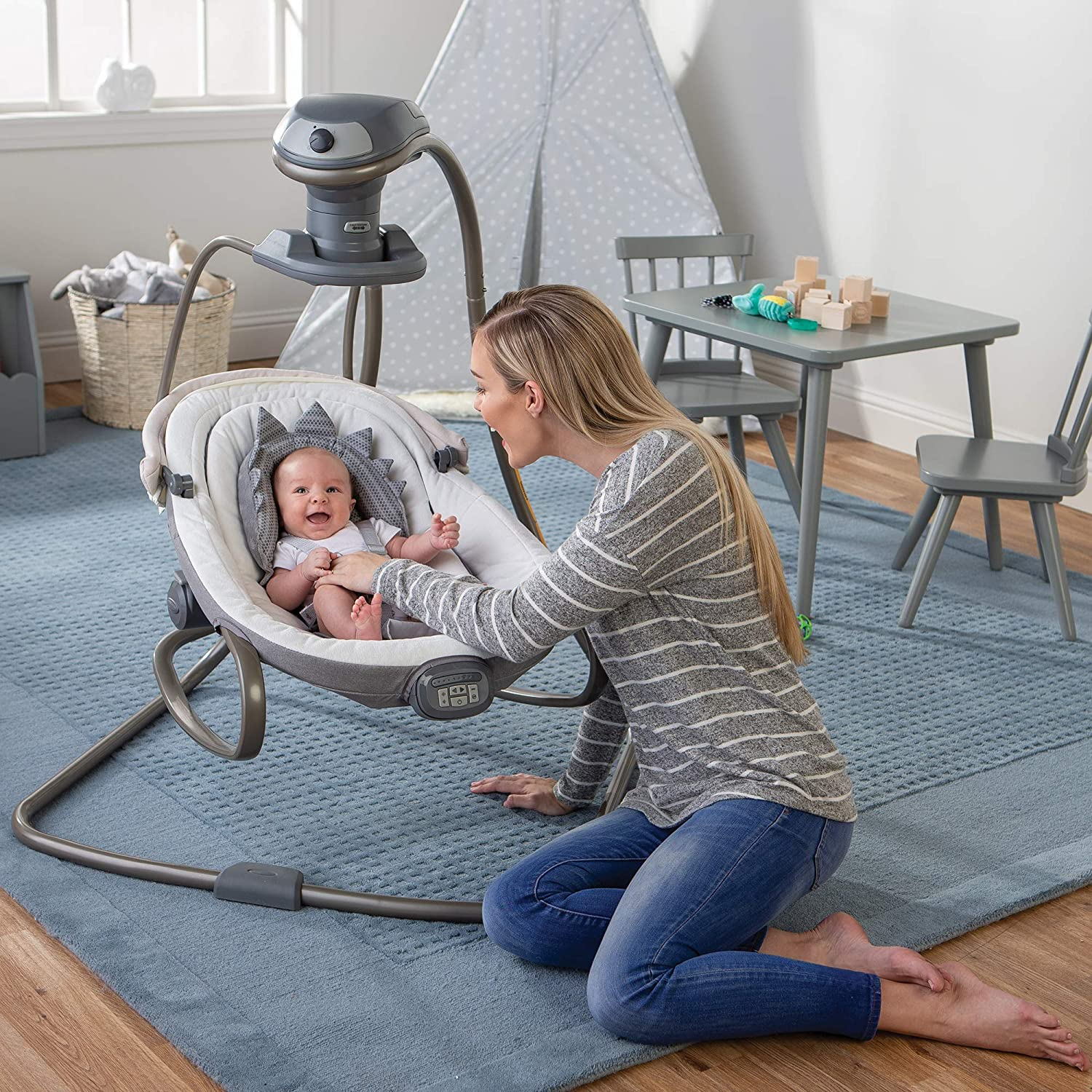 Amazon.com: Boppy Preferred - Soporte para cabeza y cuello ...