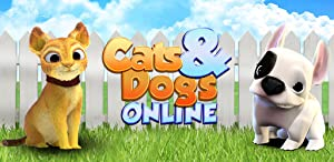 Cat and Dog Online - Multiplayer Simulator from Foxie Games