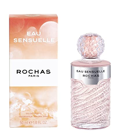 Rochas Eau Sensuelle, Colonia para Mujer- 50 ml