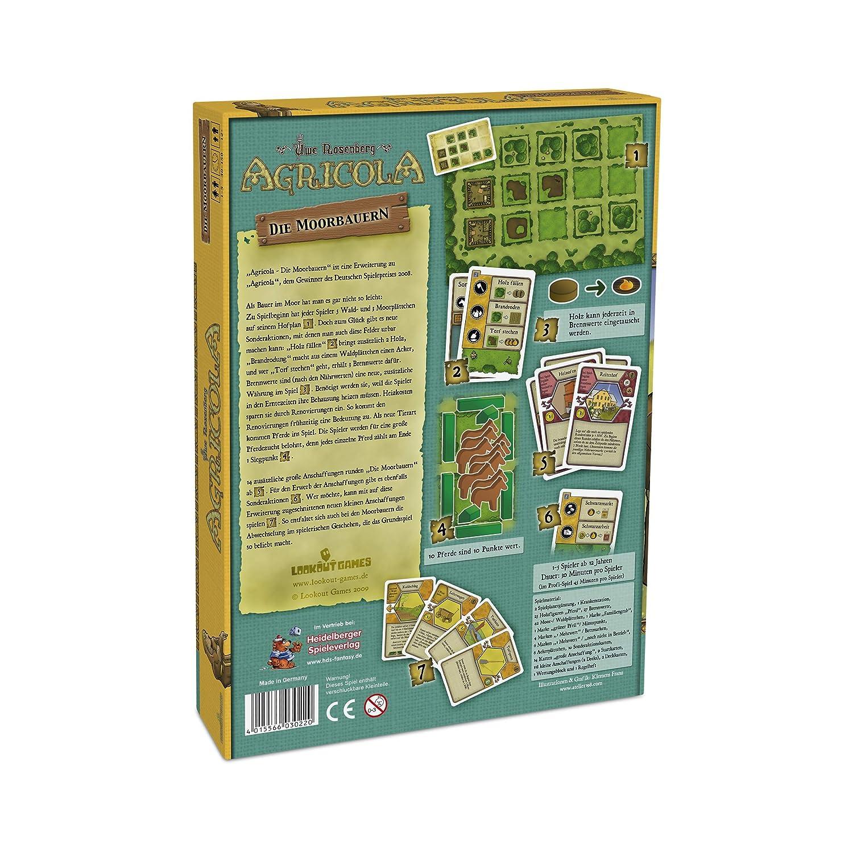 Lookout Games 22160031 Agricola - Moor Campesinos, ampliación ...
