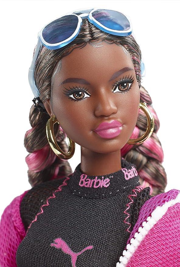 a2693905 Amazon.com: Barbie Puma Doll, Dark-Haired: Toys & Games
