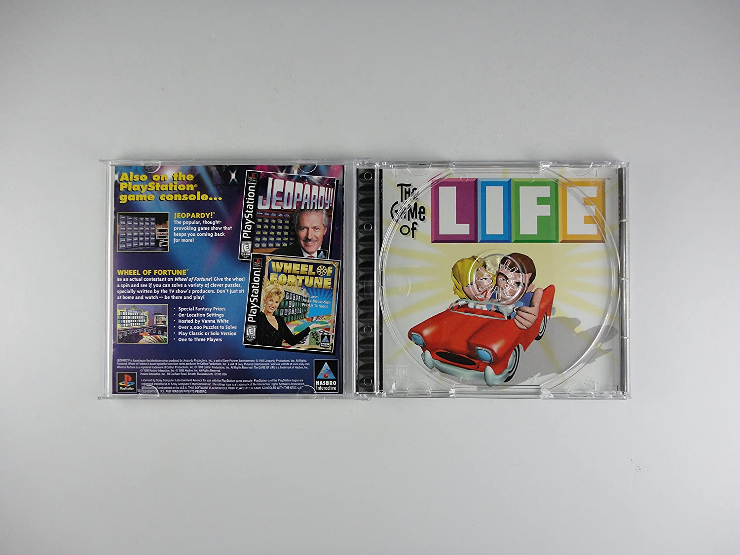Amazon Com The Game Of Life Playstation Video Games