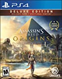 Assassin's Creed Origins Deluxe Edition - PS4 [Digital Code]