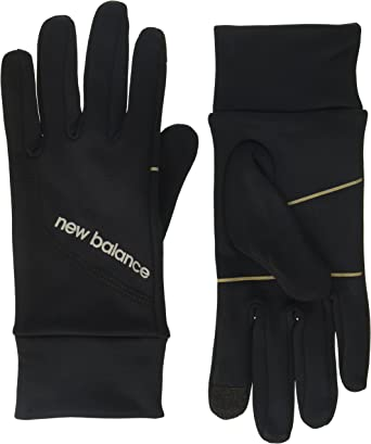 guantes running new balance