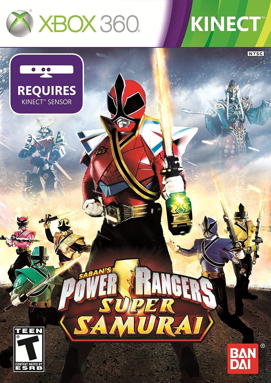 samurai Power games rangers