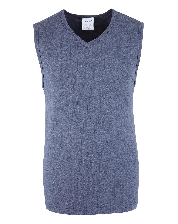 Mens Southbay Soft-Feel Thermal Singlet Vest