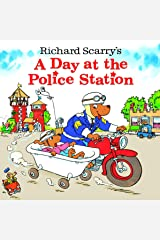 Richard Scarry's A Day at the Police Station (Look-Look) Kindle Edition