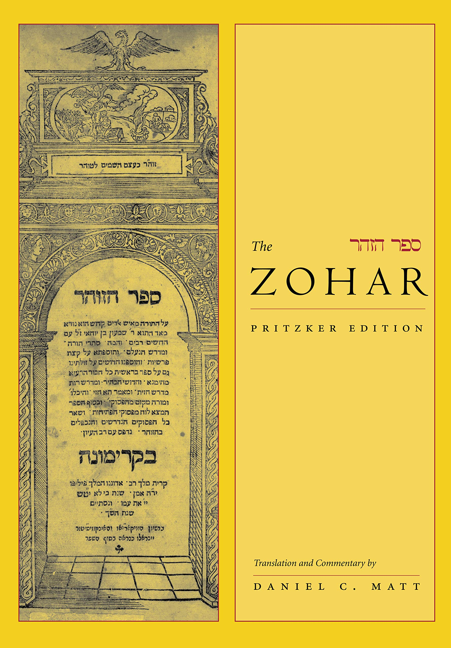 The zohar: pritzker edition, volume one kindle edition by daniel.