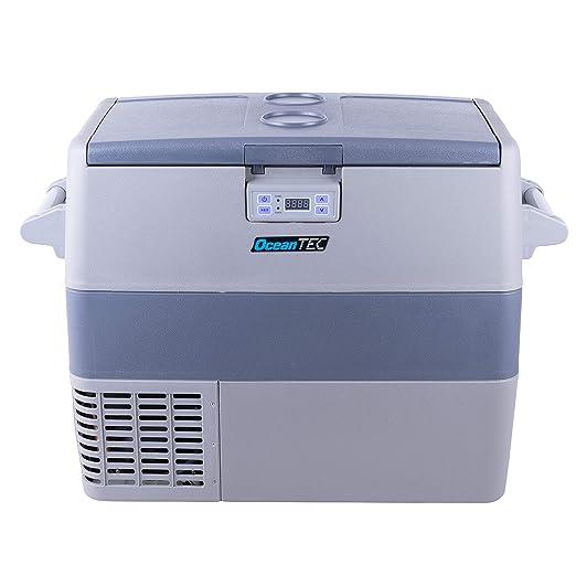 OceanTec Compresor Nevera Caja 49L a + + KB de 50d: Amazon.es: Jardín