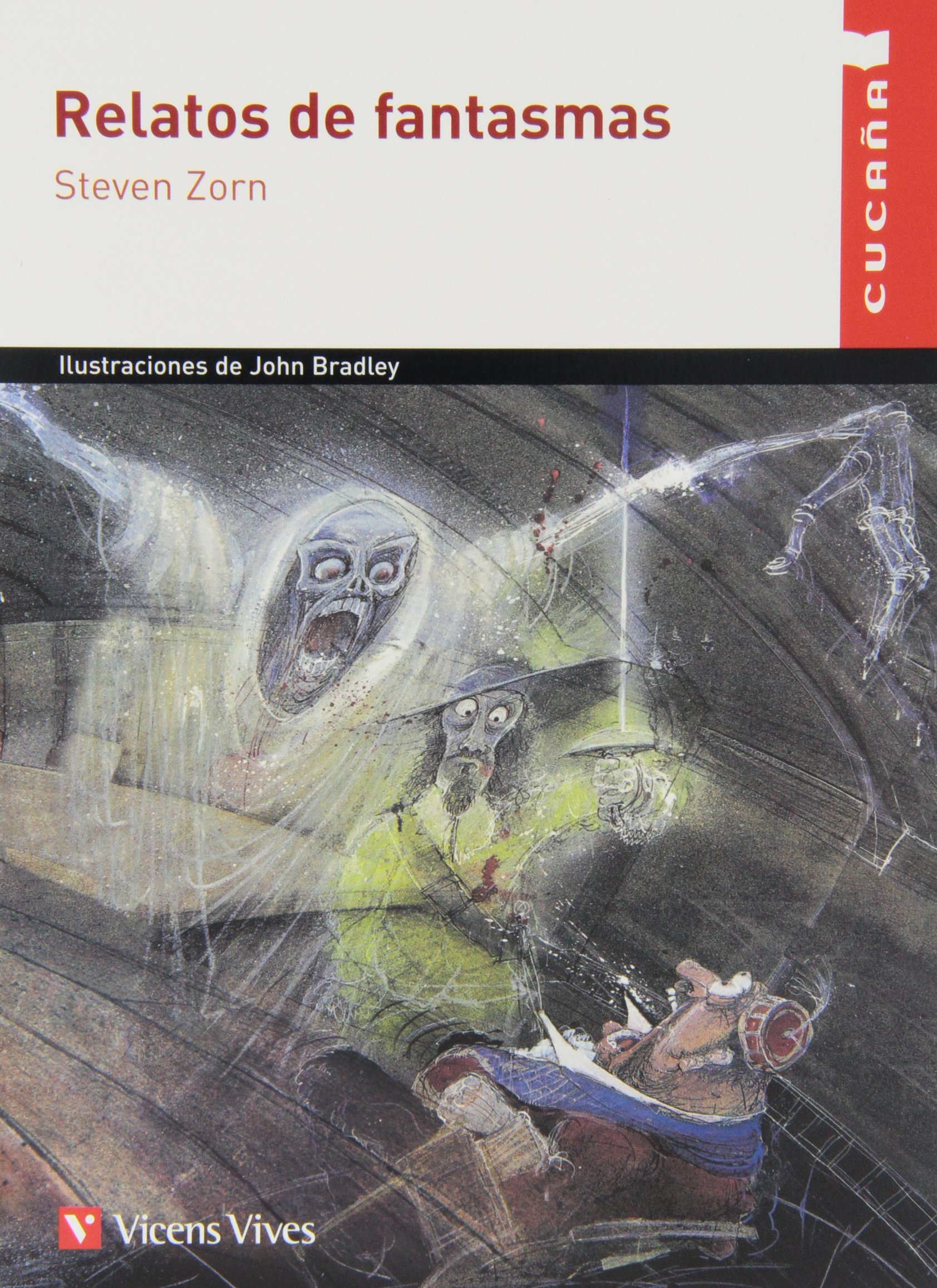 Relatos De Fantasmas N/c Colección Cucaña - 9788431647513: Amazon.es: Zorn, Steven, Santamaria España, Josep, Alonso Alvarez, Pedro, Torres Oliver, Francisco: Libros