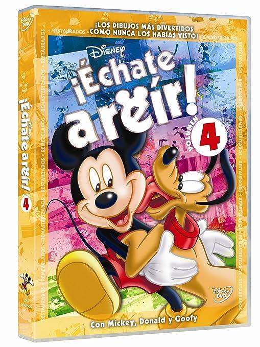 Amazon.com: Echate A Reir Con Mickey Vol 4 (Import Movie) (European Format - Zone 2) (2011) Varios: Movies & TV