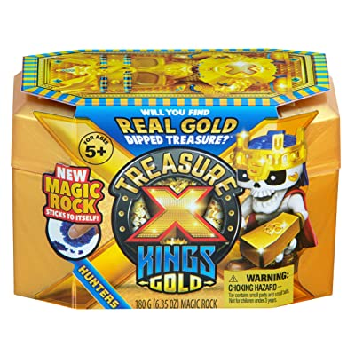 TREASURE X 41572 Kings Gold Hunters Pack-Styles, Colours Vary: Toys & Games