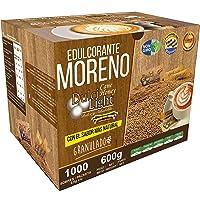 EDULCORANTE MORENO 100% NATURAL GRANULADO DE CAÑA 1000 SOBRE (+200 GRATIS) DULCILIGHT MORENO CON MAGNESIO Y FIBRA…