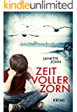 Zeit voller Zorn (Kripo Bodensee 5) (German Edition)