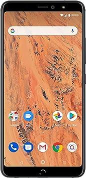 BQ Aquaris X2 - Smartphone 32GB, 3GB RAM, Dual Sim, Carbon Black: Bq: Amazon.es: Electrónica