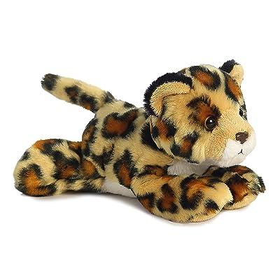 "Aurora - Mini Flopsie - 8"" Jaguar: Toys & Games"